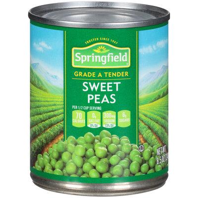 Springfield® Tender Sweet Peas
