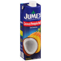 Jumex® Coconut-Pineapple Nectar from Concentrate 33.8 fl. oz. Aseptic Carton