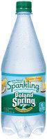 Poland Spring® Coconut Pineapple Sparkling Water 33.8 fl. oz. Bottle