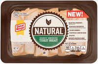 Oscar Mayer Natural Honey Smoked Turkey Breast Cold Cuts 8 oz. Tray