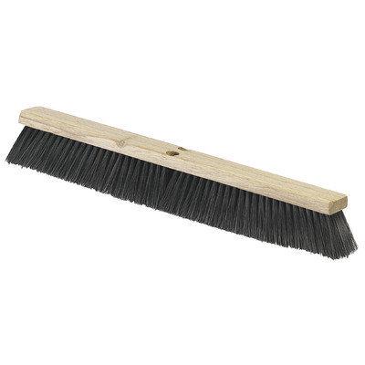 Carlisle 4507303 - 24-in Fine/Medium Floor Sweep w/ Polypropylene Bris