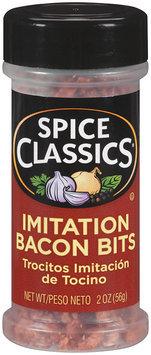 Spice Classics® Imitation Bacon Bits 2 oz. Shaker