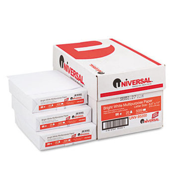 Universal Products Multipurpose Paper, 200,000 Sheets/Pallet