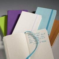 Leuchtturm Pocket Dots Hardcover Book Color: White