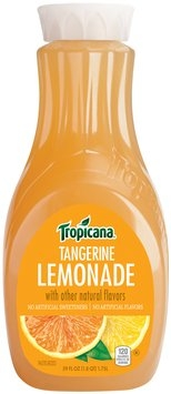 Tropicana® Tangerine Lemonade 59 fl. oz. Plastic Carafe