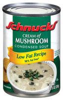 Schnucks Lowfat Condensed Cream of Mushroom Soup 10.5 Oz Can
