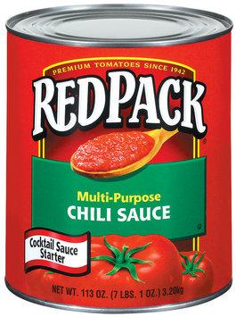 RedPack Multi-Purpose Chili Sauce 113 Oz Can