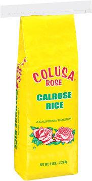 Colusa Rose® Calrose Rice 5 lb. Bag