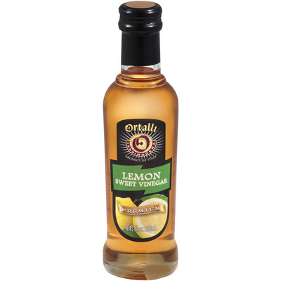 Ortalli Lemon Sweet Vinegar 8.45 fl. oz. Bottle