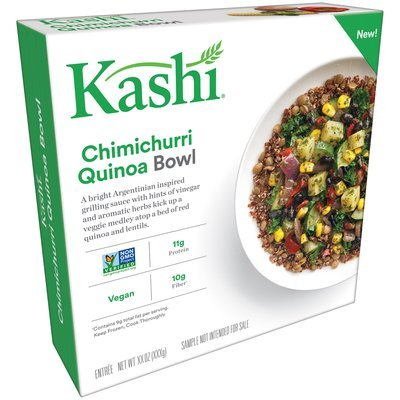 Kashi® Chimicurri Quinoa Bowl Entree Box