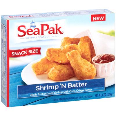 SeaPak® Shrimp 'N Batter 8 oz. Box