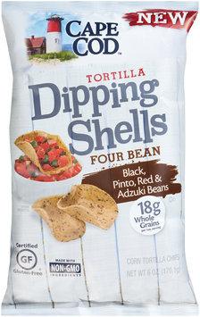 Cade Cod™ Four Bean Tortilla Dipping Shells 6 oz. Bag