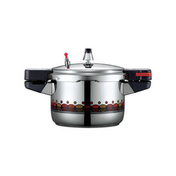 Pn Poongnyun Vienna 12-Cup Stainless Steel Pressure Cooker
