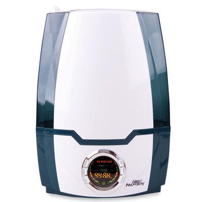 Air Innovations MH-505 Ultrasonic Digital Tabletop Humidifier, Green