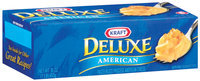 Kraft Deluxe American Cheese 16 Oz Box