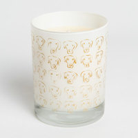 Acadian Candle 14054 Nelli Design Random Head Candle Gold Metallic