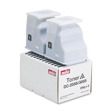 Mita OEM Toner Cartridge, 15000 Page Yield, Black