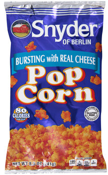 Snyder of Berlin® Cheese Popcorn 8.5 oz. Bag