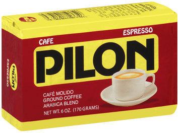 Cafe Pilon Arabica Blend Espresso Ground Coffee 6 oz.