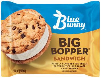 Blue Bunny™ Big Bopper® Ice Cream Sandwich 7 fl. oz. Wrapper