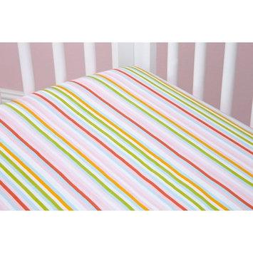 Zutano Blue Elephantasia 5 Piece Crib Bedding Set