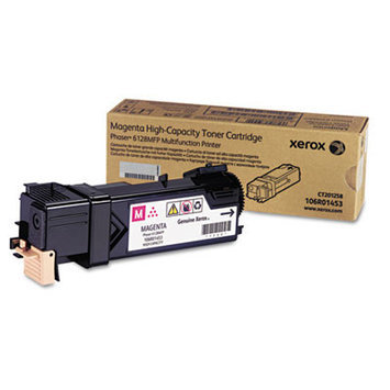 Xerox 106R01453 Toner Cartridge 2500 Page Yield Magenta