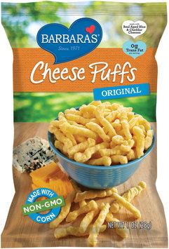 Barbara's® Original Cheese Puffs 1 oz. Bag