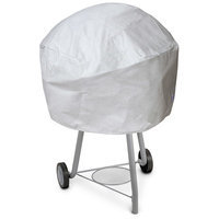 KoverRoos 23052 DuPont Tyvek Small Kettle Cover White - 27 Dia x 23 H in.