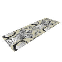 Kess Inhouse Imperial Palace by DLKG Design Yoga Mat
