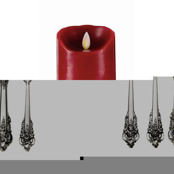 Forever Flame Mystique Flameless Candle Size: 7