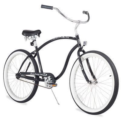 Firmstrong Chief Single Speed, Black - Men's 26