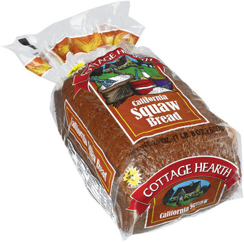 Cottage Hearth California Squaw Bread 24 Oz Bag