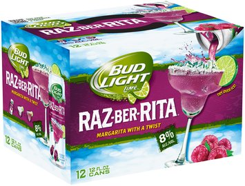 Bud Light® Raz-Ber-Rita® 12-12 fl. oz. Cans