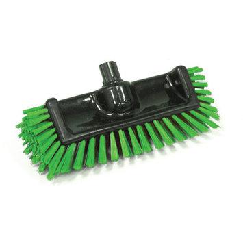 Syr Scrator Brush BLacK with Bristles Bristles: Green