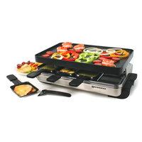 Swissmar - 8 Person Stelvio Raclette Party Grill
