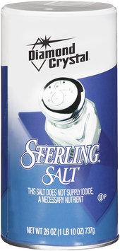 Diamond Crystal® Sterling Salt 26 oz.