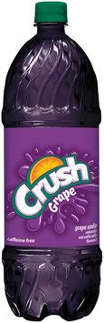 Crush® Grape Soda 1.5L Bottle