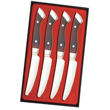 Utica Cutlery Company Denver Chop 4 Piece Steak Knife Set