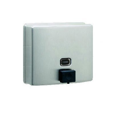 Bobrick Soap Dispensers 4112 Contura Surface Mounted Soap Dispenser