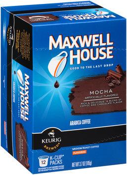 Maxwell House Mocha Medium Roast Coffee K-Cup