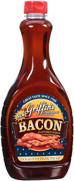 Griffin's® Bacon Flavored Syrup 24 fl. oz. Bottle