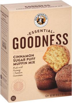 King Arthur Flour Essential Goodness Cinnamon Sugar Puff Muffin Mix 18 oz. Box