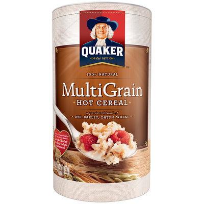 Quaker® Multi-grain Hot Cereal