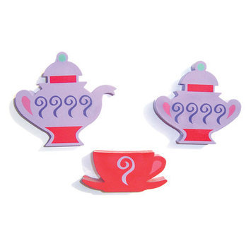 Room Magic Nursery Set - Girl Teaset - 1 ct.