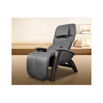 Cozzia Svago Lusso Massage Chair Color: Black / Honey