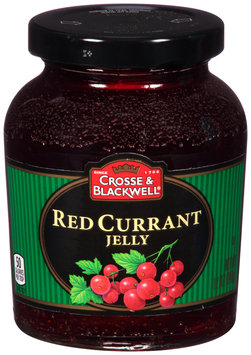Crosse & Blackwell® Red Currant Jelly 12 oz. Jar