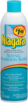 Niagara® Sizing Fabric Finish Spray 20 oz. Aerosol Can