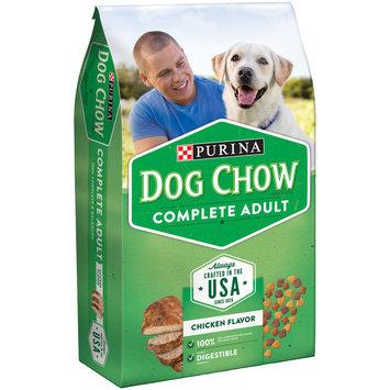 Purina Dog Chow Complete Adult Dog Food Hero Bag