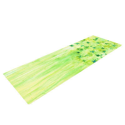 Kess Inhouse April Showers by Rosie Brown Yoga Mat