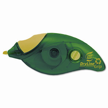 Sanford Dryline Correction Tape Grip Recycled Correction Film, 1/5